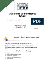 TC 041 Geotecnia de Fundações - Aula 4