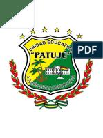 Escudo de Patuju