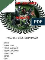 Proker Primata 2014-15