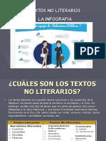 Texto No Literario INFOGRAFIA