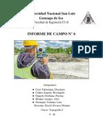 Informe N6 Nuevo