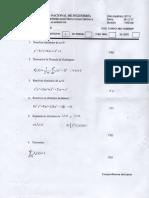 Matemática IV FIEE UNI 2017-2