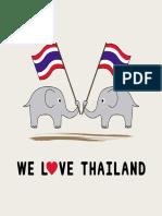 We Love Thailand