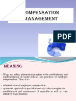 Wage and Salary Ppt