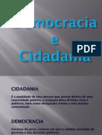 Democracia e Cidadania (1)