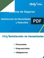 Seguros y Sistema Previsional, Semana 03 - IsIL 2016 0