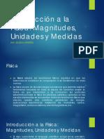 Introdución a La Física_Magnitudes, Unidades y Medidas