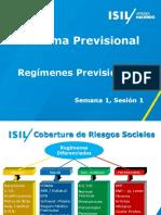 Seguros y Sistema Previsional, Semana 05 - IsIL 2016 0