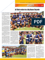 Bharat Football Club - Indian Voice - Article 1805 - Page 034
