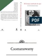 Coomaraswamy El Cuerpo Sembrado de Ojos.pdf