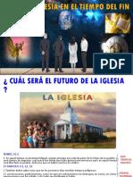La Iglesia en El Tiempo Del Fin