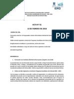 ACTA N°1