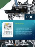 Sistemas de Inyección en MEP