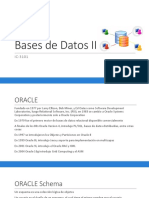 Arquitectura de Oracle 12c