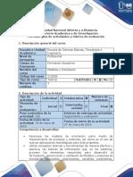 Guía de Actividades y Rubrica de Evaluación - Paso 5 - Evaluación Final P.O.A