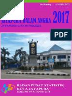 Kota Jayapura Dalam Angka 2017