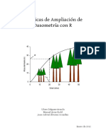 2012 - Practicas de Ampliación de Dasometría Con R