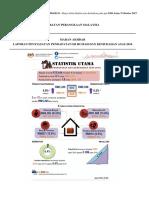 Laporan Penyiasatan Pendapatan Isi Rumah Dan Kemudahan Asas 2016