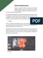 Informatica Medica Semana 7 Editores de Imágenes Digitales