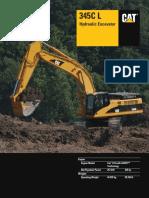 Cat 345CL (full version).pdf