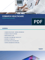 Comarch E-Health Solutions