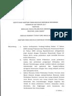Kp 629 Tahun 2017. .Rip Cirebon