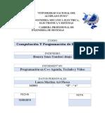 Informe Final Universidad Nacional Del Altiplano Puno