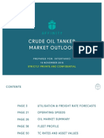 Affinity Research Crude Oil Tanker Outlook 2016-11-16