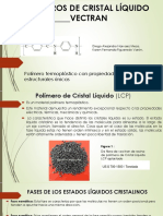 Polímeros de Cristal Líquido (Lcp)