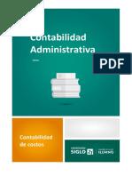 2. Contabilidad Administrativa