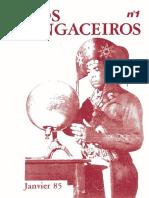 Os Cangaceiros n°1 (janv.1985)