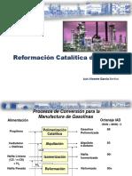 Reformación Catalítica de Naftas S2