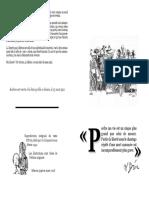 Os Cangaceiros - N'Dréa (Lettres)