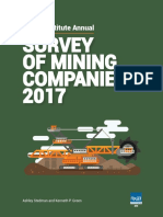 Survey of Mining Companies 2017