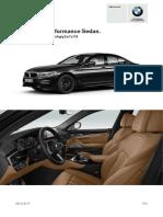 BMW 530e IPerformance Sedan 2017-12-28