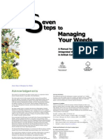 Weed Management Manual