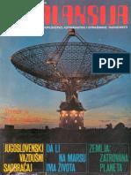 Galaksija Broj 1-Mart 1972.Godine