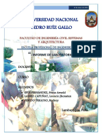 Informe Madera Unprg