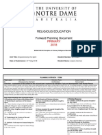 re- 2018 forward planning document primary 2018 assessment 2 1