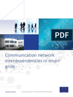 Methodology for the Identification of Critical Communication Networks Links and Components