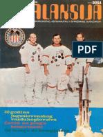 Galaksija Broj 2-April 1972.Godine