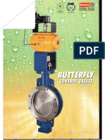 Dembla Control Butterfly Valve