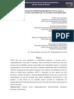 As Contribuições Do Empreendedorismo Social Para a Formação de Jovens Gestores de Um Centro Universitário (1)