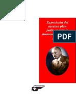 Julius Streicher Plan Judio