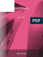 CP DDoSProtector 6.14 Guide