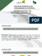 PROJETO DE PAVIMENTOS.pptx