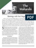 The Maharshi 2018 Mar Apr