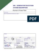EC2 406006 001 EFE 0121_Controgen Generator Excitation System Description_Rev_A