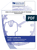 Project Leadership Workbook v1.1