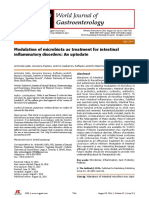 Microbiota Gastrointestinal.